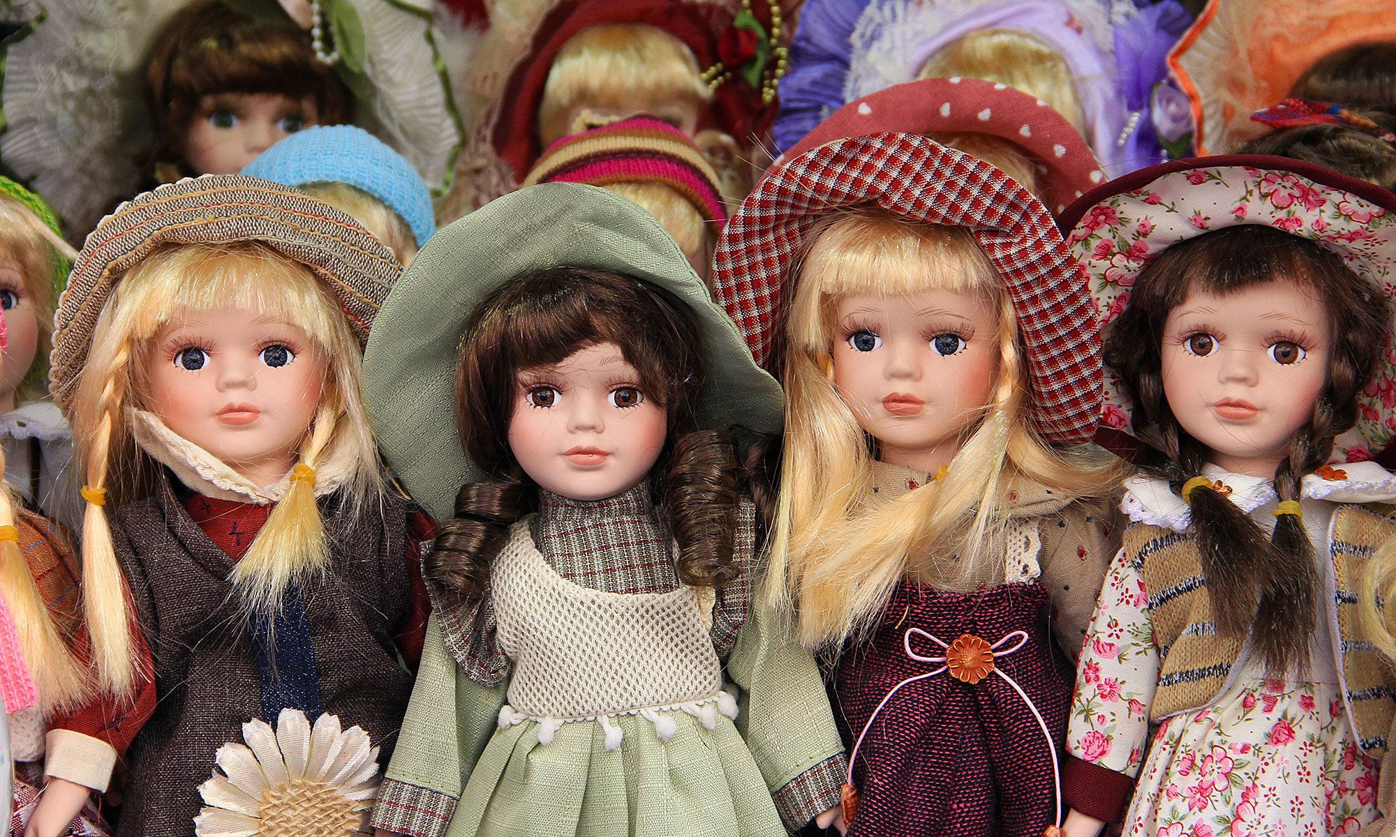 綺麗なお人形になりたい!